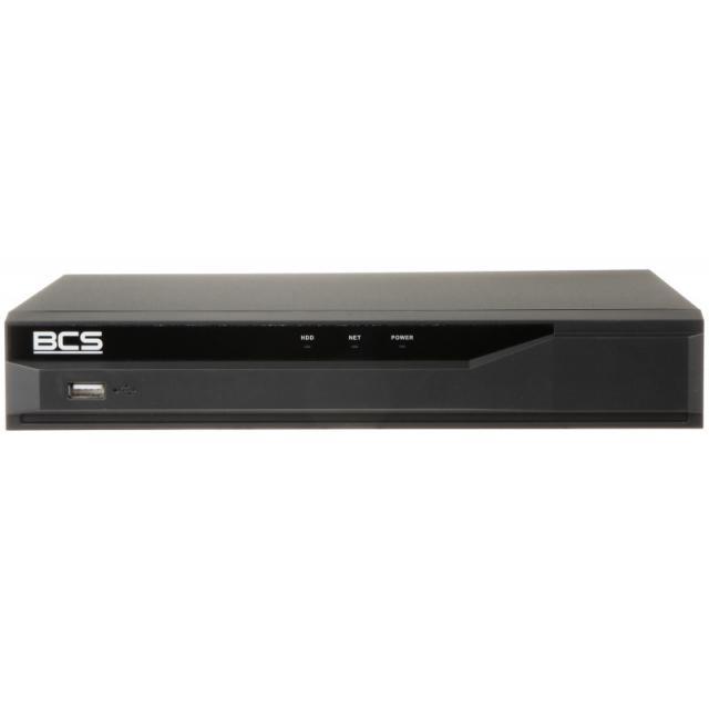 Rejestrator hybrydowy 16-kanałowy 5w1 BCS-XVR1601-III HDD 1080p, 1xAudio, USB 3.0, VGA, HDMI