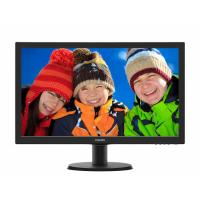 Monitor LED 22 cale Philips 223V5LHSB2 FullHD VGA, HDMI