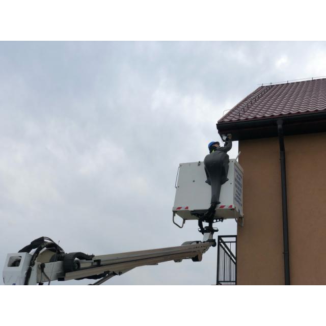 Instalacja i konfiguracja kamery do 8m