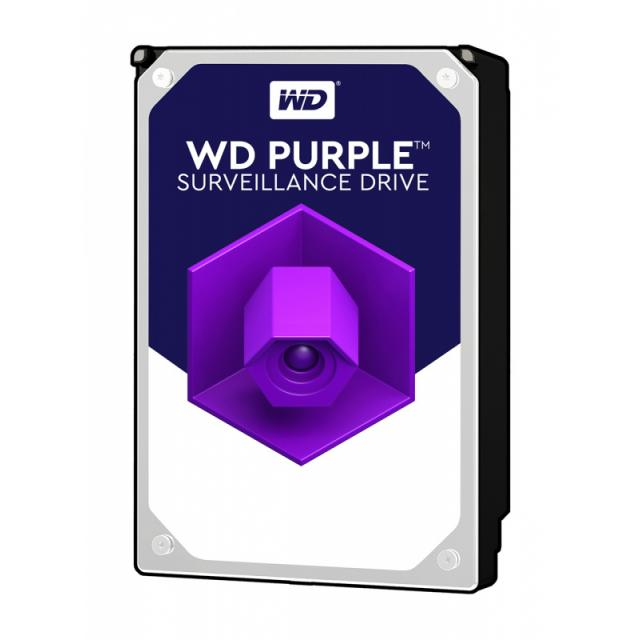 Dysk twardy WD Purple 3.5 cala 1TB sATA III 64MB